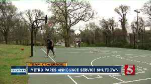 Metro dog parks, playgrounds closed to encourage social distancing [Video]
