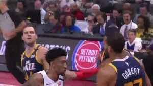 News video: Pistons forward Christian Wood 'fully recovered' from coronavirus and 'feeling great,' agent says