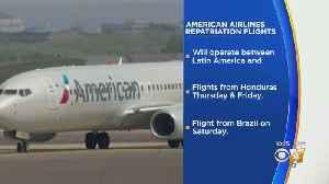 News video: Coronavirus: AA To Operate 7 Flights Between DFW & Latin America To Bring Travelers Home