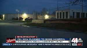 FBI: Man shot to death in Belton planned to bomb hospital [Video]