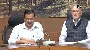 News video: COVID-19 outbreak There will be no shortage of essential services Delhi CM