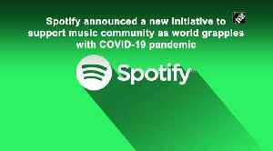 Spotify announces COVID-19 Music Relief Project [Video]