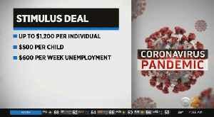 Coronvirus Update: Senate Approves $2 Trillion Stimulus Package [Video]