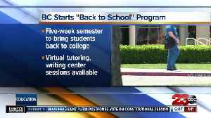 Back to College [Video]