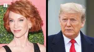 Kathy Griffin Blasts Trump's Coronavirus Response [Video]