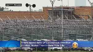 Rikers Island Rate Of Coronavirus Infection 7 Times Higher Than Citywide [Video]