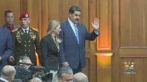 Venezuelan Leader Nicolas Maduro Indicted [Video]