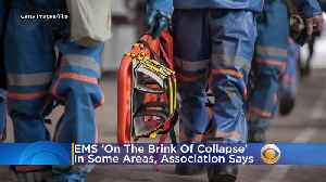Coronavirus: Emergency Medical Services 'On The Brink Of Collapse' In Some Areas, Association Says [Video]