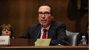 Mnuchin Dismisses Record Setting Unemployment