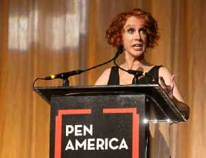 News video: Kathy Griffin in Isolation After 'Unbearably Painful' Coronavirus Symptoms