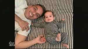 Sebastian Maniscalco's 9-Month-Old Is His Current Audience [Video]