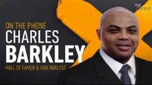 Charles Barkley: I don't think it's possible for the NBA to play games without fans [Video]
