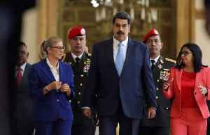 U.S. indicts Maduro for 'narco-terrorism' [Video]
