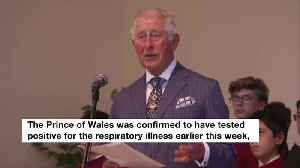 Prince Charles feels 'touched' by support amid coronavirus diagnosis [Video]