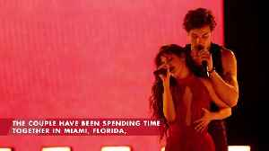 News video: Camila Cabello teaching Shawn Mendes to speak Spanish
