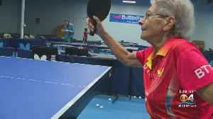 Miami Proud: Wheelchair Table Tennis Champ An Inspiration to All [Video]