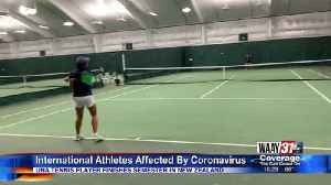 UNA Player goes home to New Zealand to wait out coronavirus pandemic with family [Video]