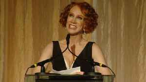 Kathy Griffin in isolation after 'unbearably painful' coronavirus symptoms [Video]