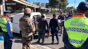 News video: South Africa goes into lockdown as first COVID-19 deaths announced
