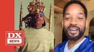 Joyner Lucas Asks 'Is This Real Life?' After Will Smith Responds To His 'Will' Video [Video]