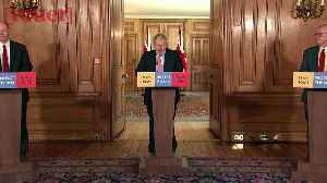 Prime Minister Boris Johnson Reveals He Has Coronavirus [Video]