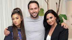 Ariana Grande encouraged Scooter Braun to add Demi Lovato to label 'family' [Video]