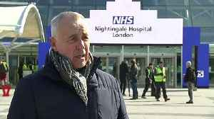 NHS Nightingale Hospital fully operational within 4 weeks [Video]