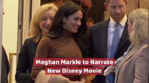 Meghan Markle And A New Disney Movie [Video]