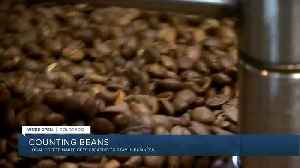 Counting beans: Local coffee maker gets creative to stay in business [Video]