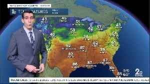 More Temperature Swings Into The Weekend [Video]