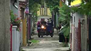'Obey the rules': Indonesia's doctor shouts from tricycle [Video]