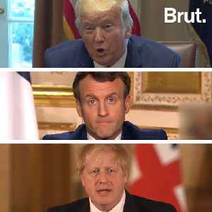 News video: Here's how world leaders have responded to COVID-19