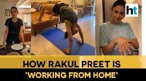 Coronavirus: What will Rakul Preet Singh eat during lockdown? [Video]