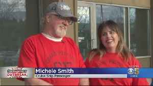 Butte County Couple Who Were On Grand Princess Finally Out Of Quarantine [Video]