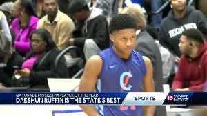 Callaway guard is state Gatorade player of the year [Video]