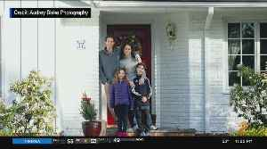 Coronavirus Update: NJ Photographer Captures Pictures Of Families In Quarantine [Video]