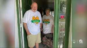 Slices for Seniors: Big Apple Pizza in Fort Pierce helping seniors feel less alone amidst coronavirus fears [Video]