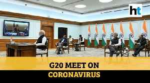 News video: G20 nations meet to discuss COVID-19 crisis: Key takeaways