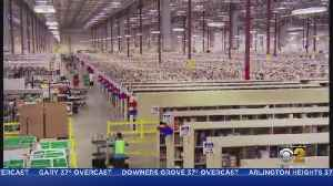Amazon Warehouse In Joliet Among Centers Hit With Coronavirus Case [Video]