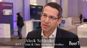 News video: The Quest For Common Measurement: Amobee's Schleider