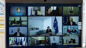 COVID-19: EU leaders fail to agree on common financial response during virtual summit