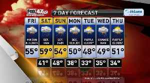 Claire's Forecast 3-27 [Video]