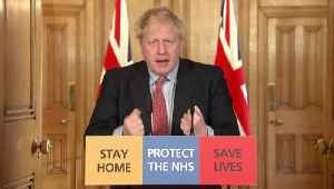 Prime Minister Boris Johnson Reveals He Has Coronavirus [Video]