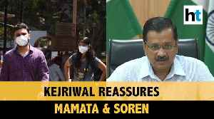 'Will take care of everyone living in Delhi': Kejriwal on migrants living in capital [Video]