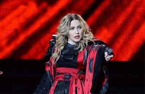 News video: Madonna pays tribute to Mark Blum