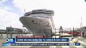 News video: Port of San Diego takes precautions as more cruise ships expected to arrive