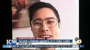 South Bay teacher uses love of video games in lessons for students [Video]