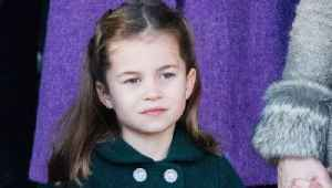 People Think Princess Charlotte Looks Just Like the Queen in Vid of Royal Kids Cheering on Healthcare Workers [Video]