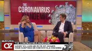 he Coronavirus Pandemic: Wendy Williams Weighs In On Celebrities And Coronavirus [Video]
