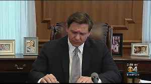 WEB EXTRA: Governor Ron DeSantis Holds Press Conference [Video]